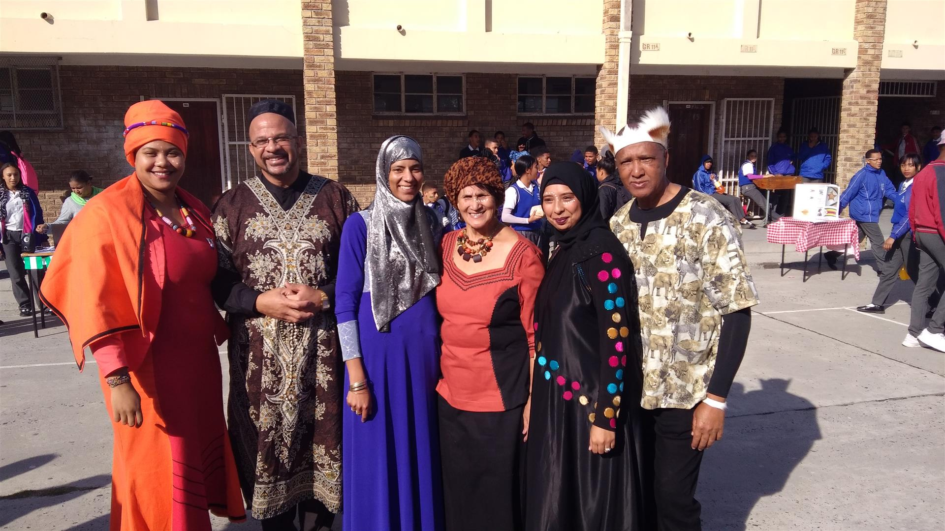 Excelsior Celebrate Africa Day